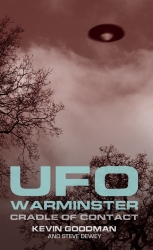 Cover to UFO Warminster: Cradle of Contact